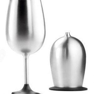 GSI viinilasi ruostumaton teräs 320 ml