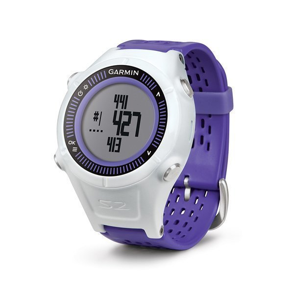 Garmin Approach S2 Purple/White