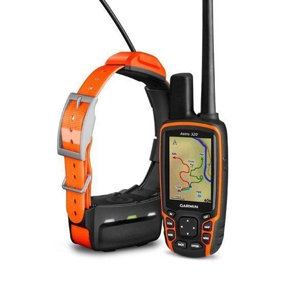 Garmin Astro 320 + T5 koira-GPS