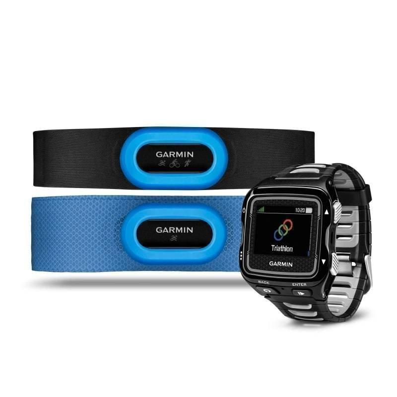 Garmin Forerunner® 920XT inkl. HRM-Tri Bundle ONE SIZE Black/Silver