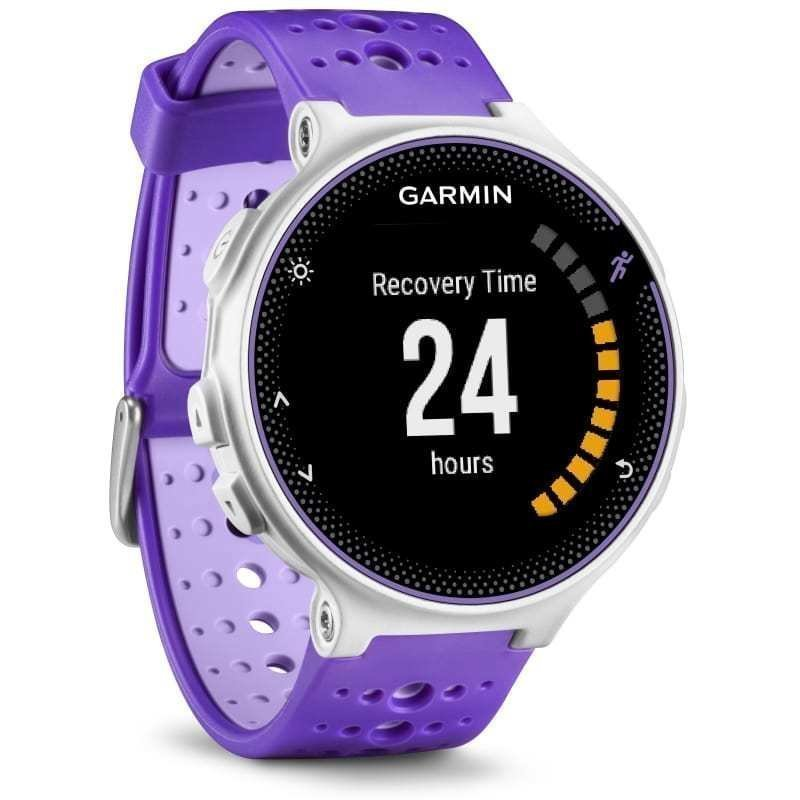 Garmin Forerunner 230 1SIZE Purple/White