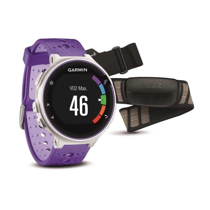 Garmin Forerunner 230 Bundle 1SIZE Purple/White
