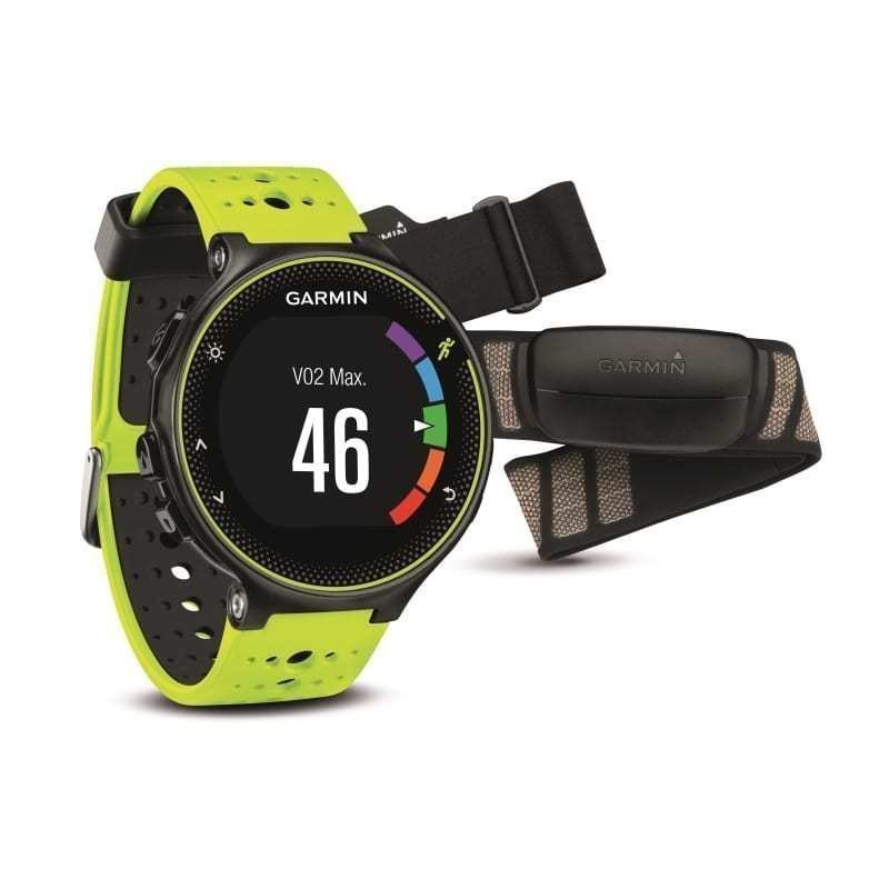 Garmin Forerunner 230 Bundle 1SIZE Yellow/Black
