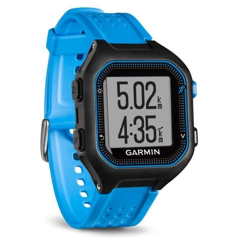 Garmin Forerunner 25 ONE SIZE Black/Blue