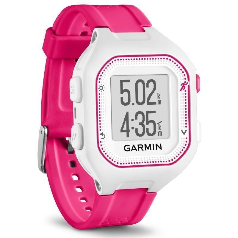 Garmin Forerunner 25 ONE SIZE White/Pink