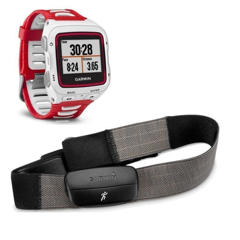 Garmin Forerunner 920XT Wht/Red + HRM 1SIZE White/Red
