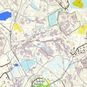 Garmin Topo Suomi v3 Light Koko Suomi