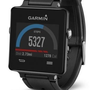 Garmin Vivoactive HR-bundle Musta