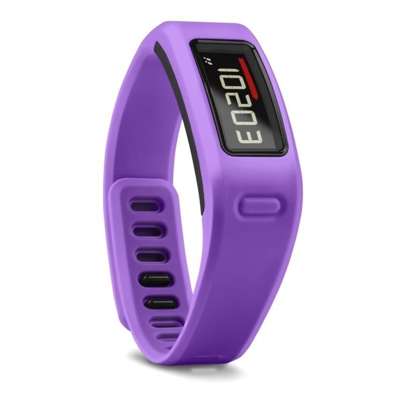 Garmin Vivofit HRM Bundle Purple