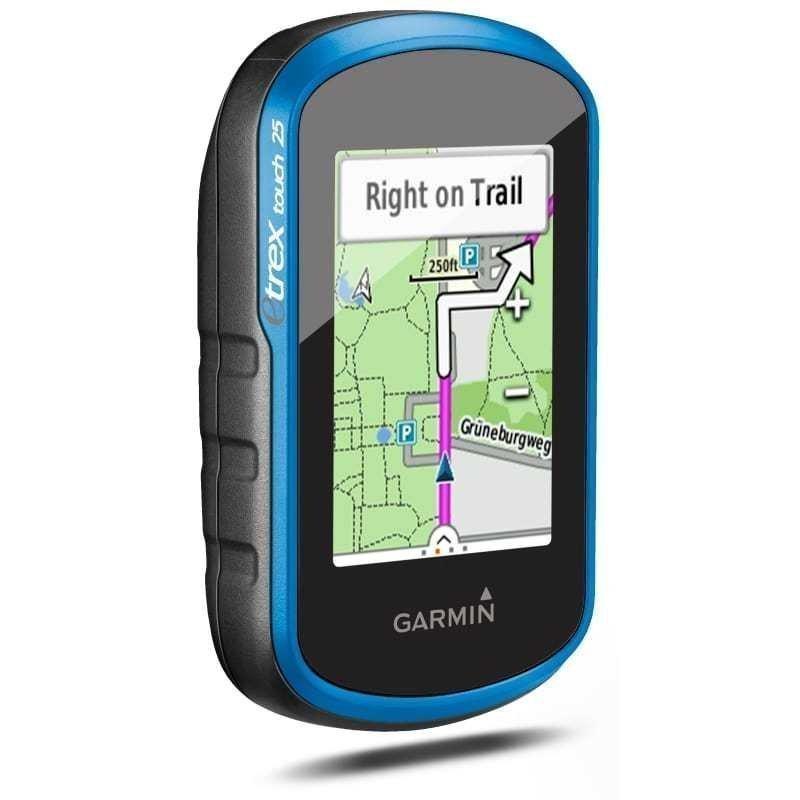 Garmin eTrex® Touch 25 Western Europ