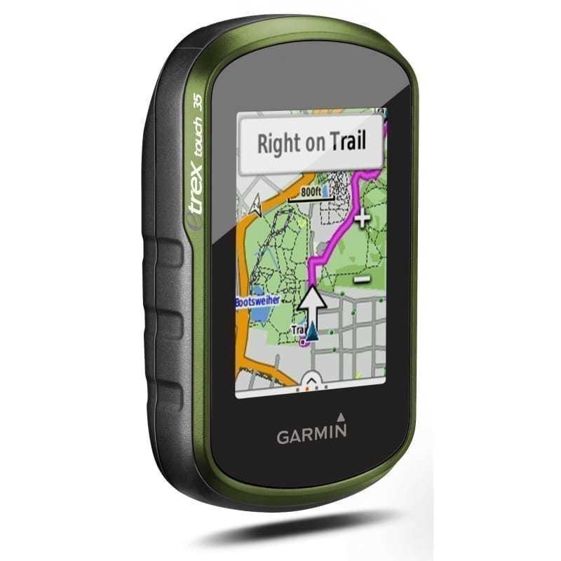 Garmin eTrex® Touch 35 Western Europ