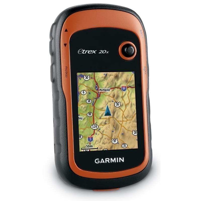 Garmin eTrex 20x GPS Western Europe 1SIZE