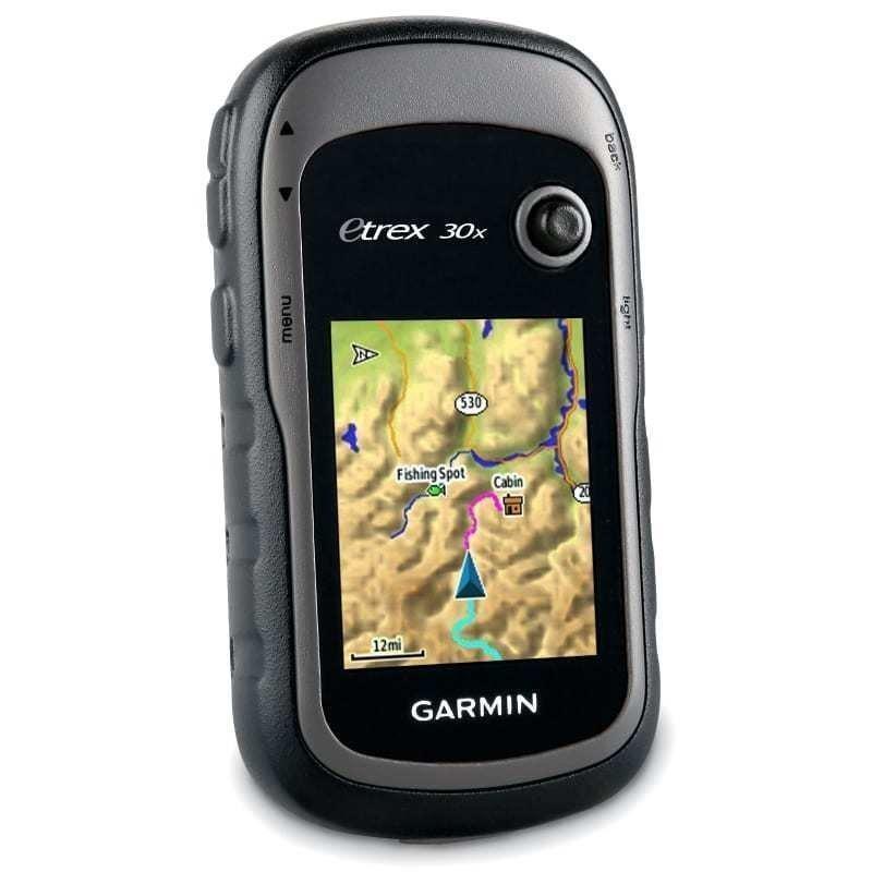 Garmin eTrex 30x GPS Western Europe 1SIZE