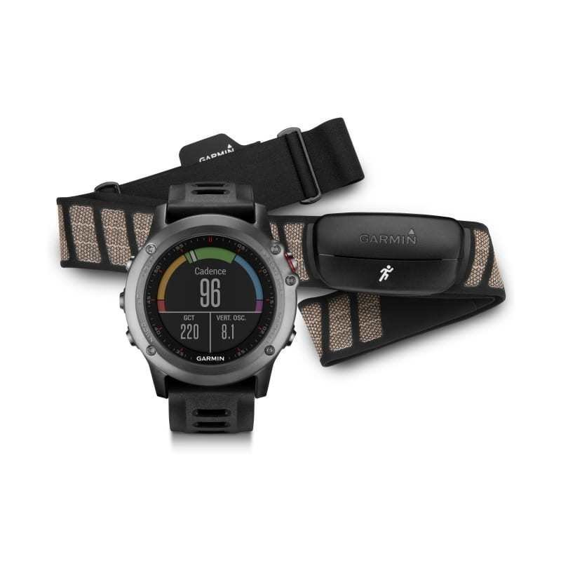 Garmin fenix® 3 Performer bundle 1SIZE Grey