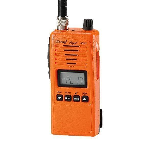 Genzo Royal 66XT VHF radiopuhelin