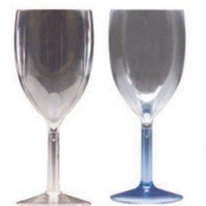 Gimex viinilasi muovia 2kpl 25cl useita värejä
