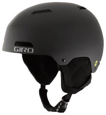 Giro Ledge MIPS Musta L