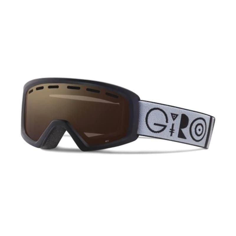 Giro Rev M Black Geo