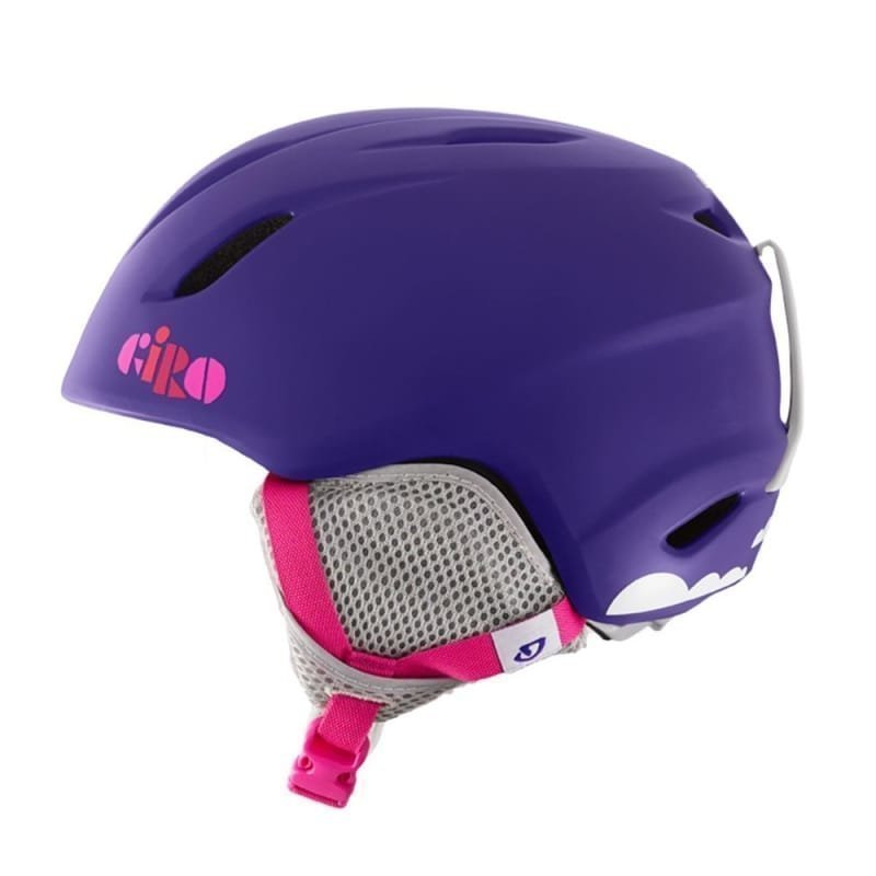 Giro Slingshot M/L Matte Purple Clouds