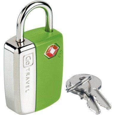 Go Travel Glo Travel Sentry TSA hyväksytty avainlukko vihreä