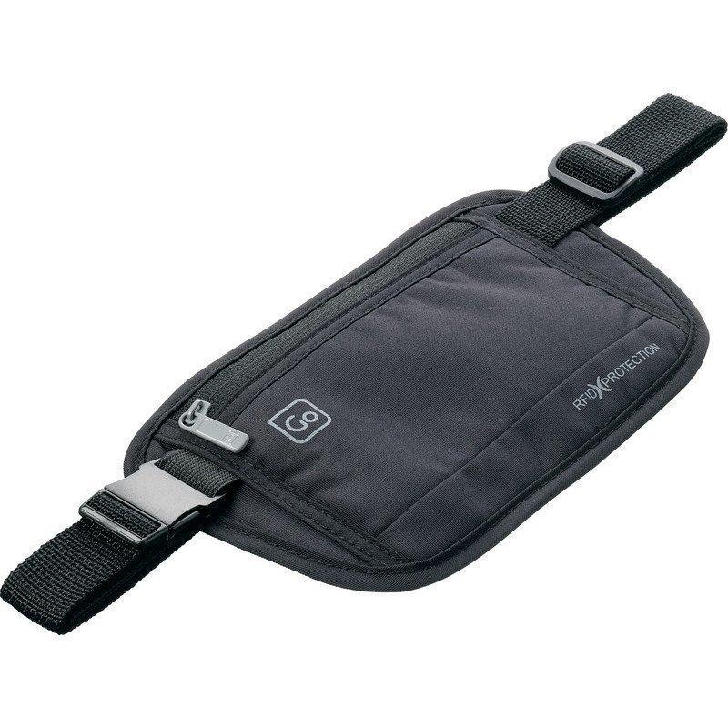 Go Travel Money Belt RFID-vyölaukku