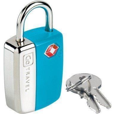 Go Travel Secure Lock TSA hyväksytty avainlukko sininen