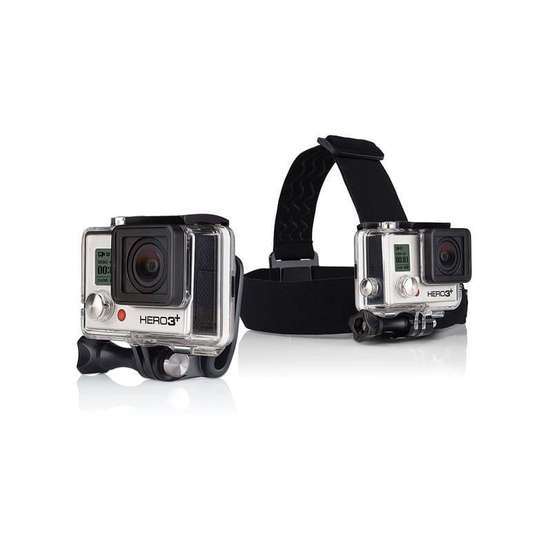 GoPro Head Strap + QuickClip FA13 1SIZE Nocolour