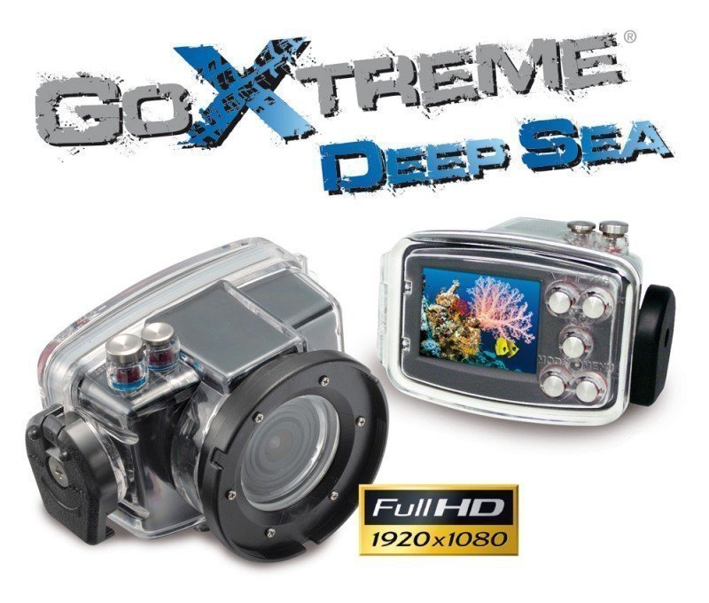 GoXtreme Deep Sea Full HD Action Camera