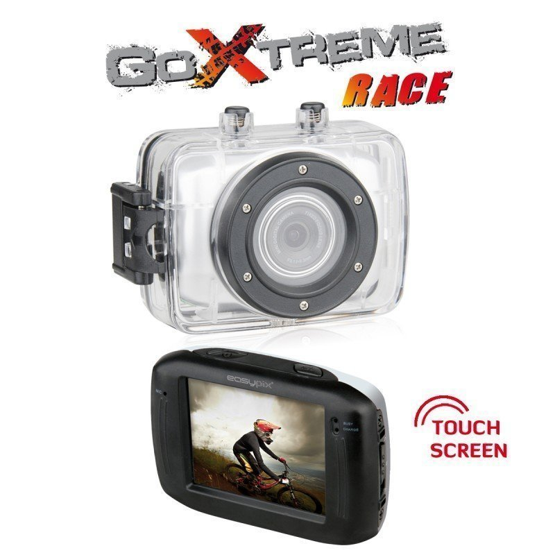 GoXtreme Race Action Camera Silver