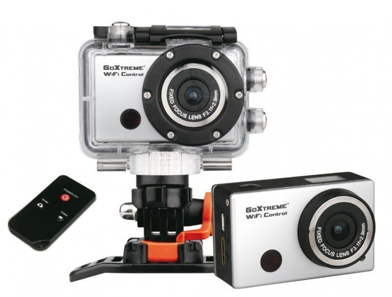 GoXtreme WiFi Control Full HD Action Camera