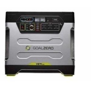 Goal Zero Yeti 1250 Aurinko-generaattori