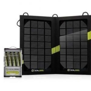 GoalZero Guide 10 Plus Solar Aurinkopaneeli Kit