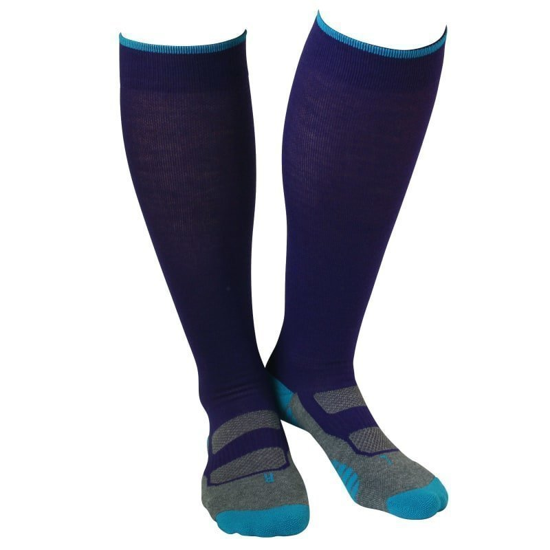 Gococo Compression Wool S (27-32) Purple