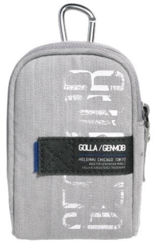 Golla Aria G1251 kameralaukku harmaa