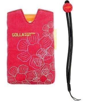 Golla Happy G1003 kameralaukku pinkki