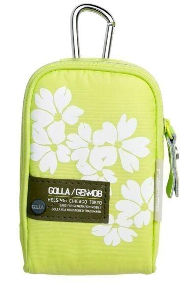 Golla Hollis G1248 kameralaukku limen vihreä