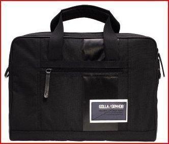 """Golla Laptop Bag VEGAS G1284 max 16"""" kannettavan laukku musta"""