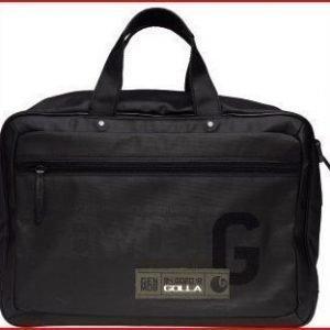 """Golla Laptop bag Frisco G1282 max 16"""" kannettavan laukku musta"""