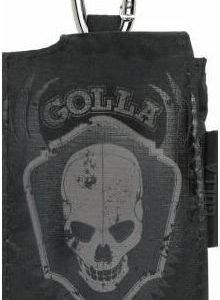 Golla Pirate g977 MP3-pussi Musta