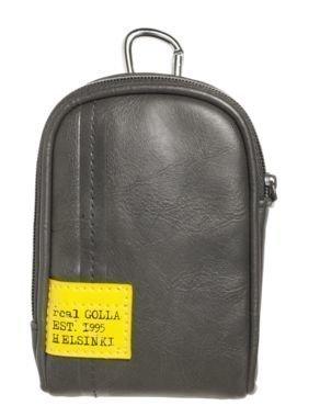 Golla Simon G1351 digikameralaukku harmaa