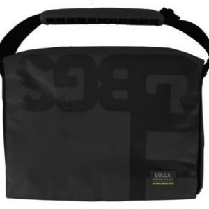 "Golla Street g1452 bag Toledo max 11"" musta"
