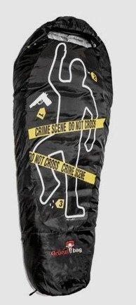Grüezi-Bag CSI makuupussi