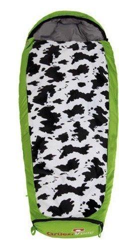Grüezi-Bag lasten makuupussi lehmä