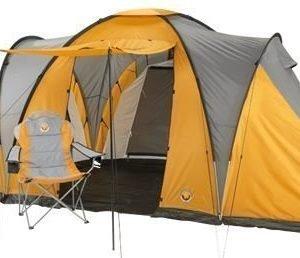 Grand Canyon Daytona 6 hengen teltta Harmaa / Keltainen