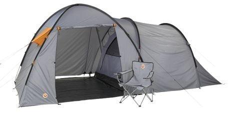 Grand Canyon Fraser 3 hengen teltta Harmaa
