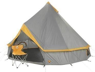 Grand Canyon Indiana 8 hengen teltta Harmaa