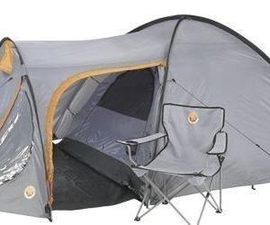 Grand Canyon Morgan 4 hengen teltta harmaa