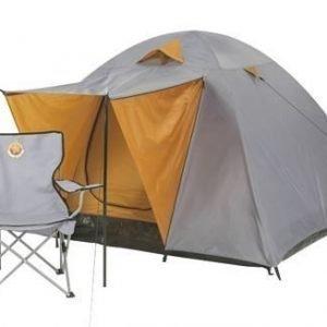 Grand Canyon Phoenix L 4 hengen teltta Harmaa