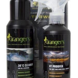 Grangers Spray-On Care Kit vaatteille