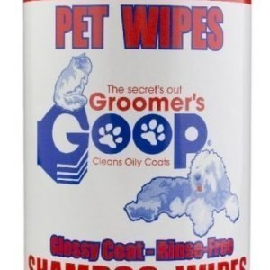 Groomers Goop puhdistusliinat turkille